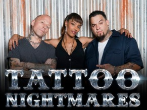 """Spike TV Presents """"Tattoo Nightmares"""" - Premieres Oct 16 at 11 p"""