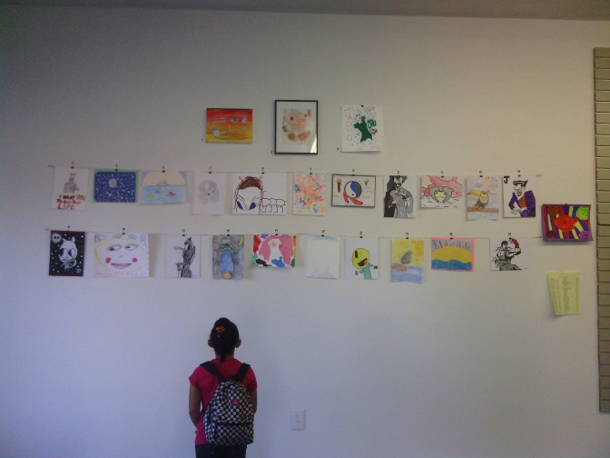 NELA Kids Art Show @ Mi Vida