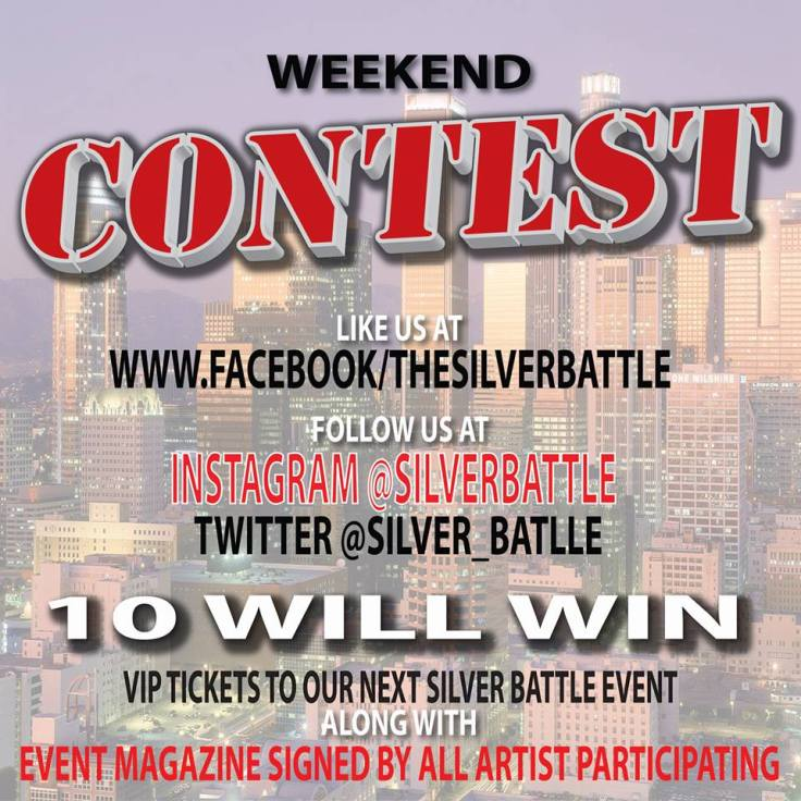 WEEKEND CONTEST