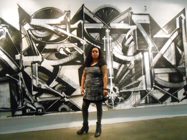 Recap of L.A Art Show 2015