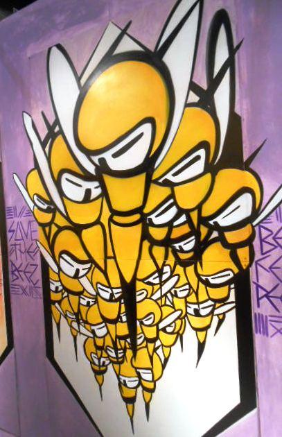 Petal x Blosm & Sonji; L.A. Art Show Takeover