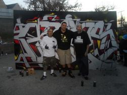 ALOY DREW AND TRIGZ AT SILVER BATTLE 2014