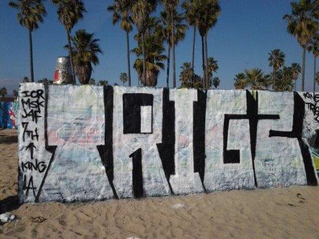 TRIGZ @ VENICE WALLS 2012