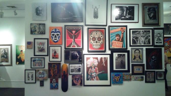 Recap of La Bulla Art Exhibit & Cultural Event