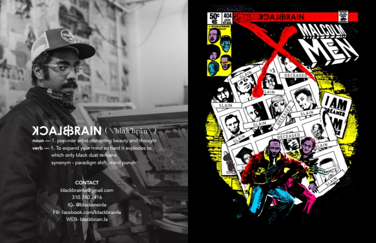 MR. BLACKBRAIN PRESS RELEASE