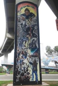 Chicano Park Monica Smiles Tobon