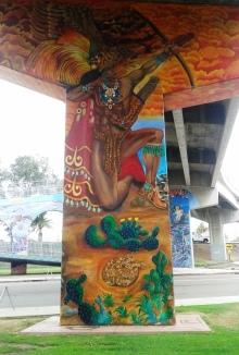 Monica Smiles Tobon Chicano Park 2
