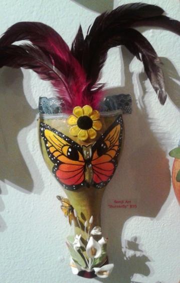Sonji Butterfly