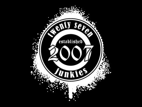 27Junkies-Splatter-Logo