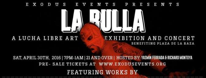 Crewest- La Bulla's Art Exhibit Curator