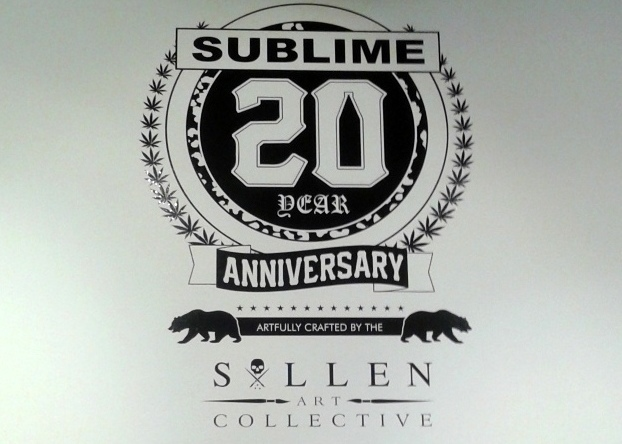 Recap of the Grand Opening of Collective Ink Gallery & Sublime's 20th Anniversary Art Show