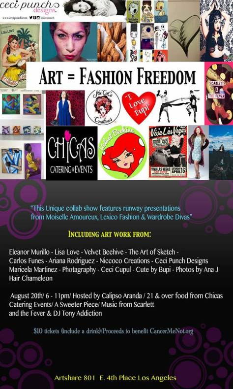 art_fashion_freedom_flyer