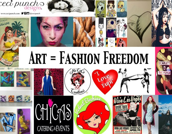 Art = Fashion Freedom Fundraiser Event Coming Soon!