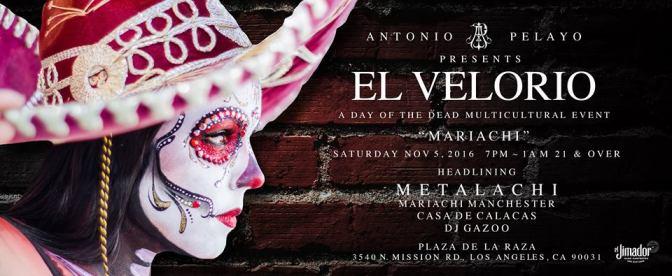 El Velorio Coming Soon!