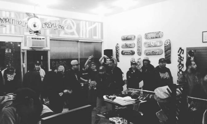 "Recap of Tempt One's ""Can't Stop, Won't Stop"" Art Show"