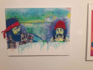 CANNABIS ART SHOW-MONICA SMILES TOBON