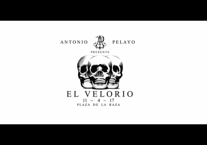 Antonio Pelayo presents El Velorio 2017