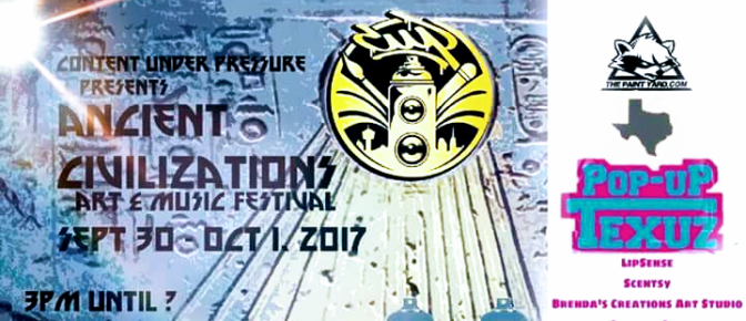 Ancient Civilizations, Art & Music Festival
