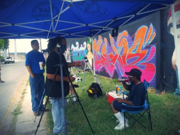 King Cre8 Interview