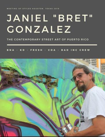 BRET GONZALEZ
